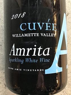 """Anne Amie """"Cuvee A Amrita"""" Willamette Valley Sparkling Wine 2018"""