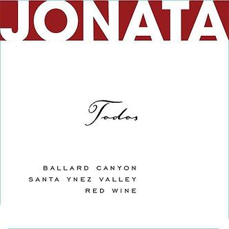 2016 Jonata Todos Proprietary Red Wine