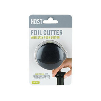 Host Foil Cutter With Easy Push Button