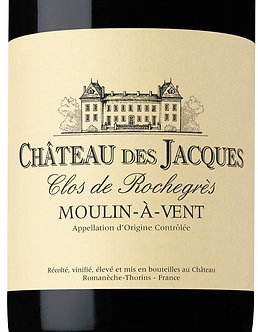 Chateau Des Jacques  Clos de Rochegres Moulin-A-Vent Beaujolais