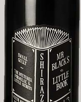 "Small Gully ""Mr. Black's Little Black Book"" Shiraz, Barossa Australia"