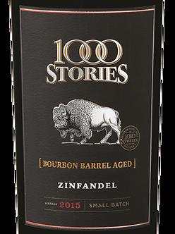 2017 1000 Stories Zinfandel-Bourbon Barrel Aged