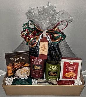 Hess Gift Basket