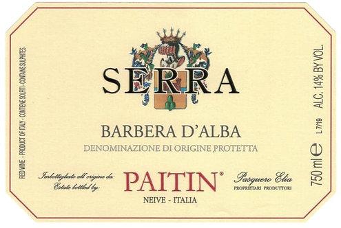"Paitin ""Serra"" Barbera d'Alba"