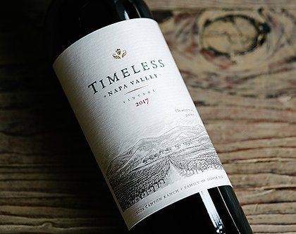 "2017 ""Timeless"" Napa Valley by Silver Oak Cellars"