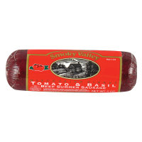 Smoky Valley Tomato & Basil Beef Summer Sausage