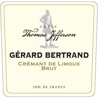 Gerard Bertrand Cremant de Limoux Cuvee Brut Sparkling Wine