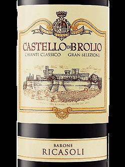 2010 Barone Ricasoli Castello di Brolio Chianti Classico Gran Selezione
