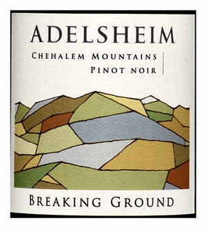 "Adelsheim Chehalem Mountains ""Breaking Ground"" Pinot Noir"
