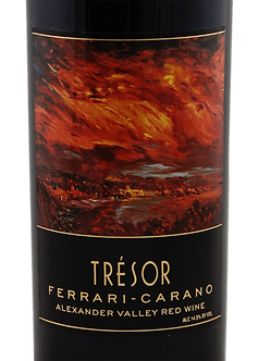 "2014 Ferrari-Carano ""Trésor"" Alexander Valley Red Wine"