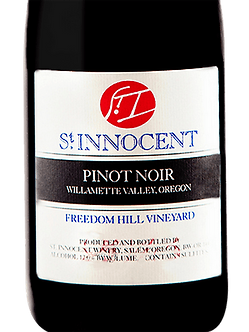 375ml/Half Bottle: St. Innocent Freedom Hill Pinot Noir
