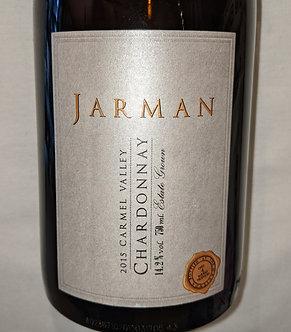 2015 Jarman Estate Chardonnay Carmel Valley