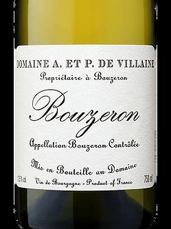 2016 Domaine de Villaine Bouzeron Aligote