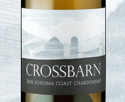 2018 Crossbarn Sonoma Coast Chardonnay by Paul Hobbs