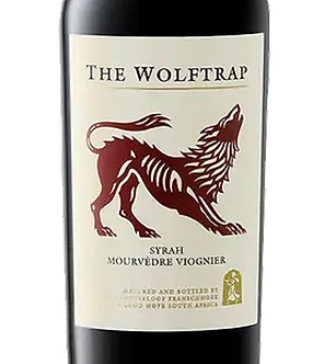 The Wolftrap Syrah Blend, Boekenhootskloof South Africa