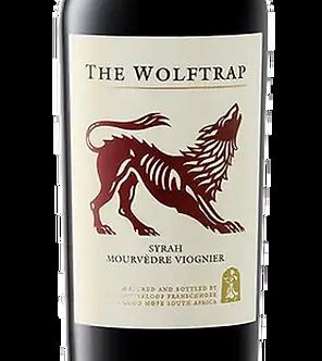 The Wolftrap Syrah Blend, Boekenhootskloof South Africa