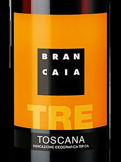 2016 Brancaia Tre Toscana