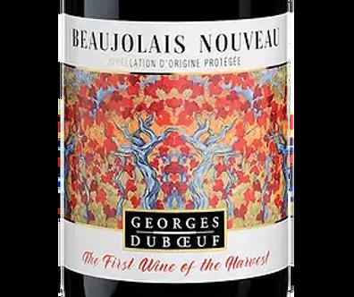 A2020 George Dubouef  Beaujolais Nouveau