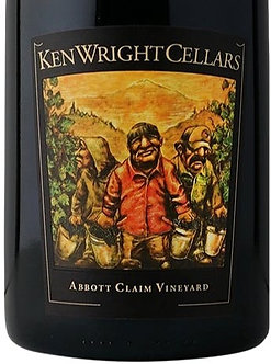 "Ken Wright ""Abbott Claim Vineyard"" 2019"