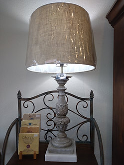 Home Accents Lamp