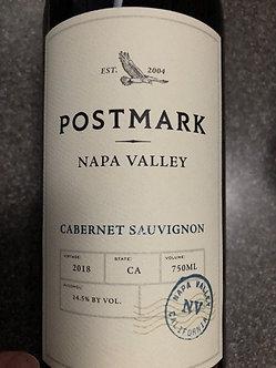 2018 Postmark Napa Valley Cabernet Sauvignon by Duckhorn