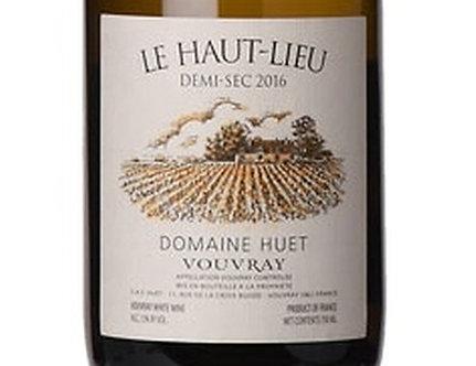 2018 Domaine Huet Vouvray Le Haut-Lieu Demi Sec