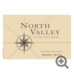 North Valley Soter Vineyards Willamette Valley Pinot Noir