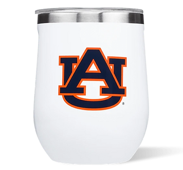 Auburn University Stemless Wine Cup by Corkcicle
