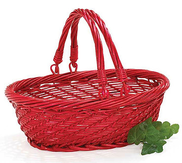 CASE-RED WILLOW BASKET