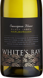 White's Bay Black Label New Zealand Sauvignon Blanc
