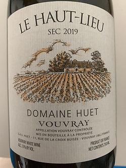 2019 Huet Vouvray Le Haut-Lieu Sec