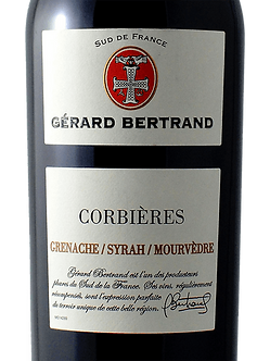 Gerard Bertrand Corbieres Grenache/Syrah/Mourvedre