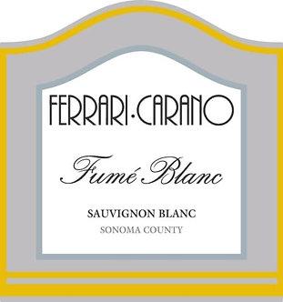 2019 Ferrari-Carano Fumé Blanc Sauvignon Blanc