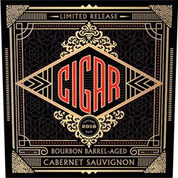 Cigar Bourbon Barrel-Aged Cabernet Sauvignon