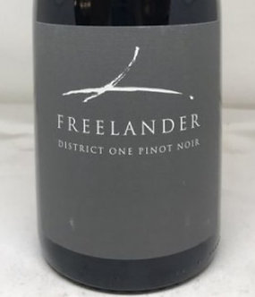 "Freelander ""District One"" Pinot Noir"