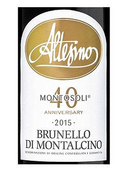 2015 Altesino Montosoli Brunello di Montalcino