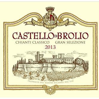 2013 Barone Ricasoli Castello di Brolio Chianti Classico Gran Selezione