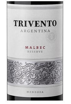 2018 Trivento Reserve Malbec