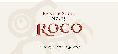 "ROCO ""Private Stash No. 13"" Pinot Noir 2015"