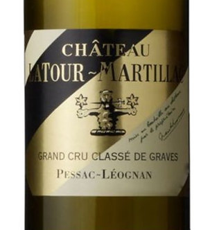 2016 Chateau Latour-Martillac Blanc Pessac-Leognan