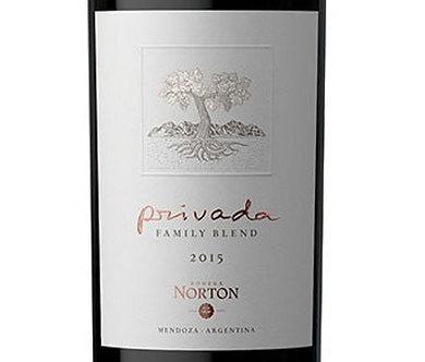 "2015 Bodegas Norton ""Privada Family Blend"""