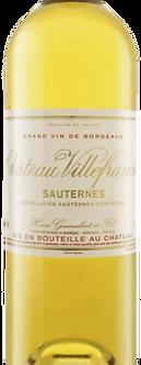 375ml/Half Bottle: 2017 Château Villefranche Sauternes