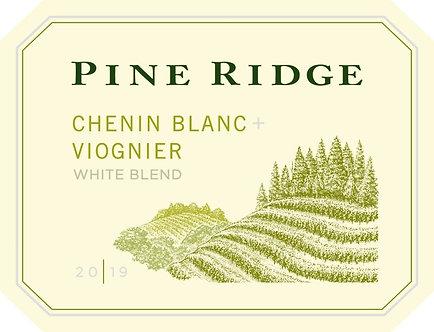 2019 Pine Ridge Chenin Blanc + Viognier