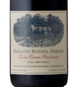 "2018 Hamilton Russell Oregon ""Zena Crown"" Eola- Amity Hills Pinot Noir"