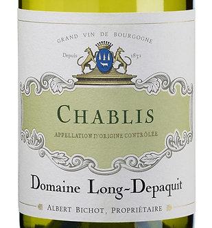 2018 Albert Bichot Chablis Domaine Long-Depaquit Chardonnay
