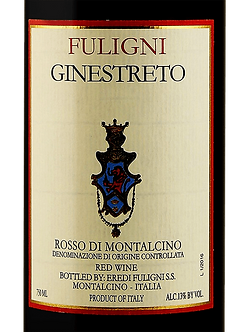 Fuligni Ginestreto Rosso di Montalcino