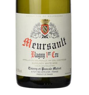 2017 Pascale Matrot Meursault-Blagny Premier Cru Chardonnay