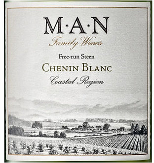 MAN Chenin Blanc, Coastal Region South Africa