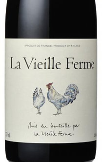 La Vieille Ferme Rouge Rhone Red Blend