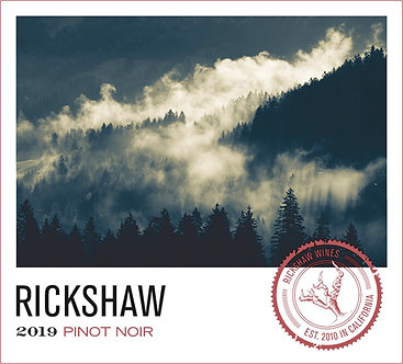 Rickshaw California Pinot Noir